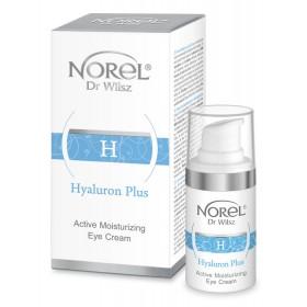 Contorno de ojos activamente hidratante HYALURON PLUS