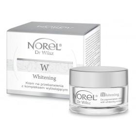 Crema para decoloraciones con complejo blanqueador WHITENING