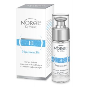 Sérum-gel intensamente hidratante HYALURON 3%