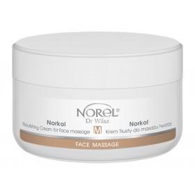 Crema nutritiva para masaje facial NORKOL