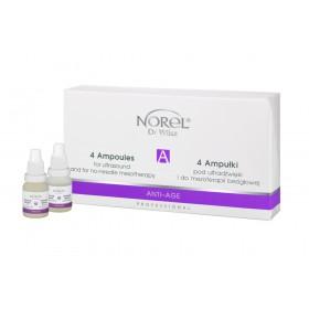 Ampollas para ultrasonidos y mesoterapia sin aguja ANTI AGE