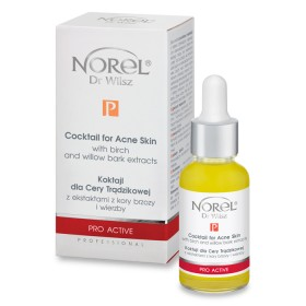 Cóctel para piel con acné con extracto de abedul y sauce PRO ACTIVE