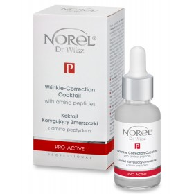 Cóctel corrector de arrugas con amino péptidos PRO ACTIVE