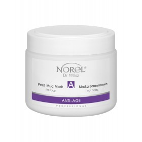 Mascarilla de barro facial ANTI AGE