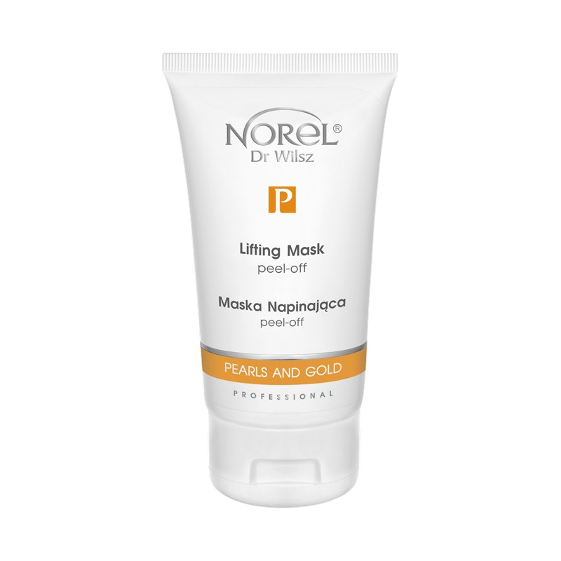 Mascarilla Lifting Peel-off PEARLS AND GOLD