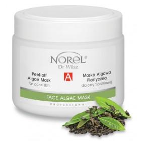 Mascarilla de algas Peel-off para pieles acnéicas FACE ALGAE MASK