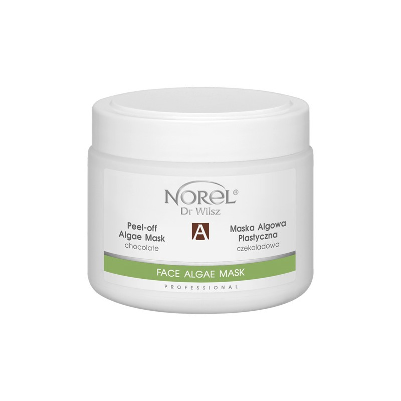 Mascarilla de algas Peel-off con chocolate FACE ALGAE MASK