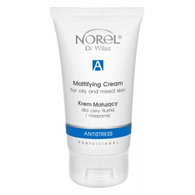 Crema matificante para pieles mixtas y grasas ANTISTRESS