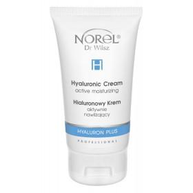 Crema activamente hidratante HYALURON PLUS