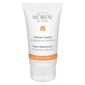 Crema nutritiva - energizante con vitaminas MULTIVITAMIN