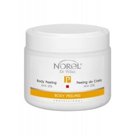Peeling corporal con AHA 20% BODY PEELING